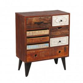 Commode 8 tiroirs en bois de Palissandre - VERDEN