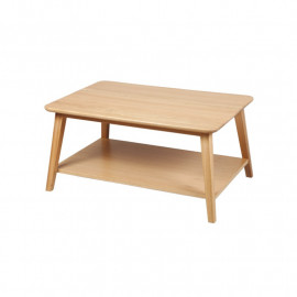 Table basse Rectangulaire Bois chêne - TAQUIN
