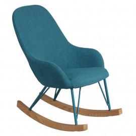 Rocking Chair Enfant Turquoise - KIDSAMNE