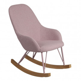 Rocking Chair Enfant Rose - KIDSAMNE