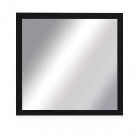 Miroir carré Noir - DOINIO