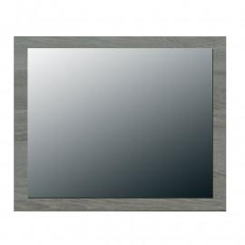 Miroir carré Bois gris - RIUCKO
