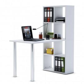 Bureau bibliothèque 8 niches - COMTE