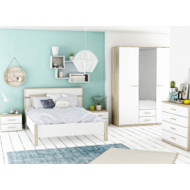 Chambre adulte complète 140 x 190 - STAYA
