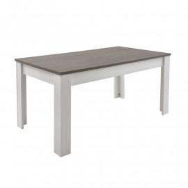 Table de repas Pin/Chêne noisette - LIMOGES
