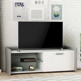 Meuble TV 1 tiroir 1 niche - MARSEILLE