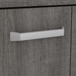 Buffet 4 portes 1 tiroir Chêne noisette - BORDEAUX