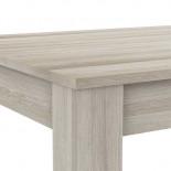 Table de repas 160 cm Chêne clair- BORDEAUX