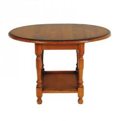 Petite table pliable en Merisier - BRICHONE