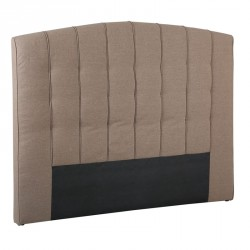 Tête de lit tissu Beige 140 cm - MARONI